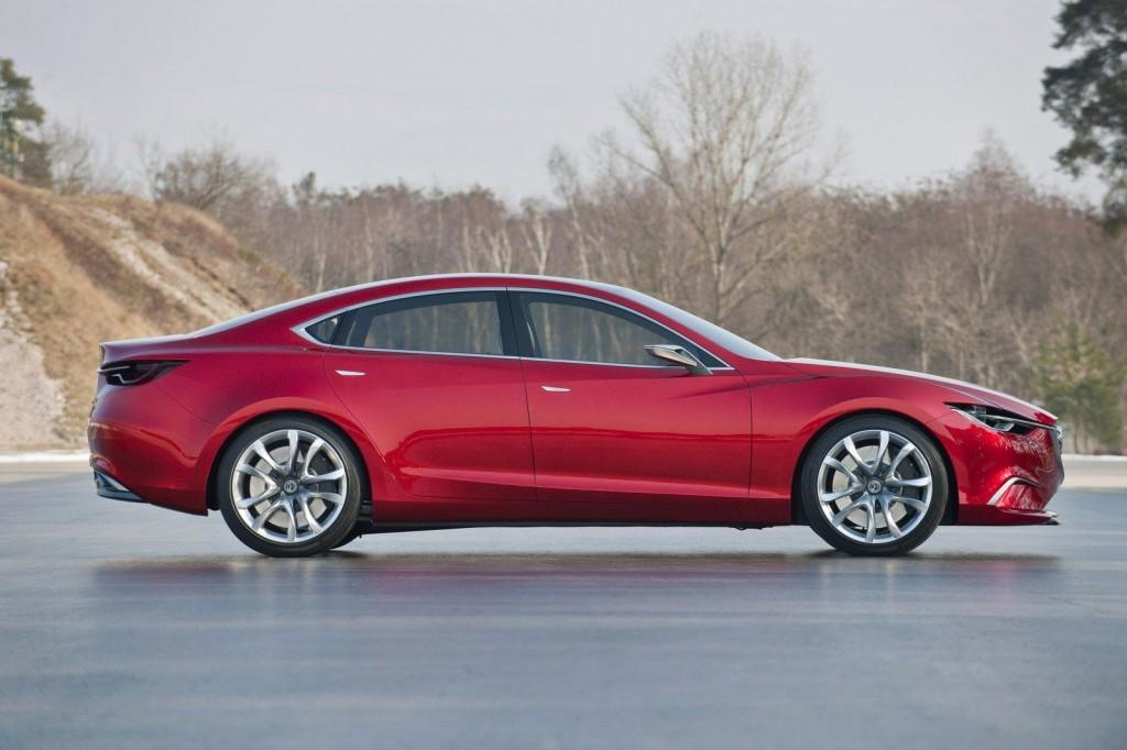 Charming Performance And Fuel Economy. 2014 Mazda6 ...