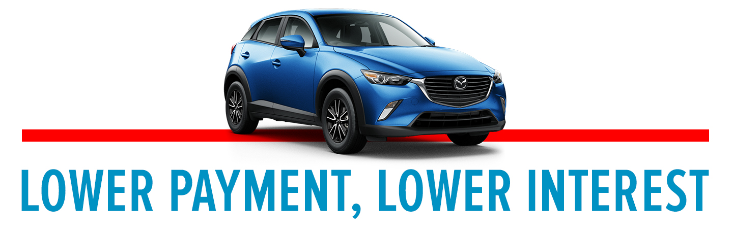 Cox Mazda Lower Your Monthly Payment