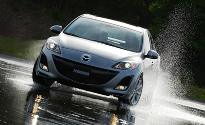 2014 Mazda3 Safety Ratings