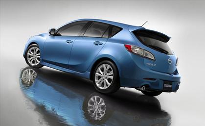 2014 Mazda3 Hatchback Specs