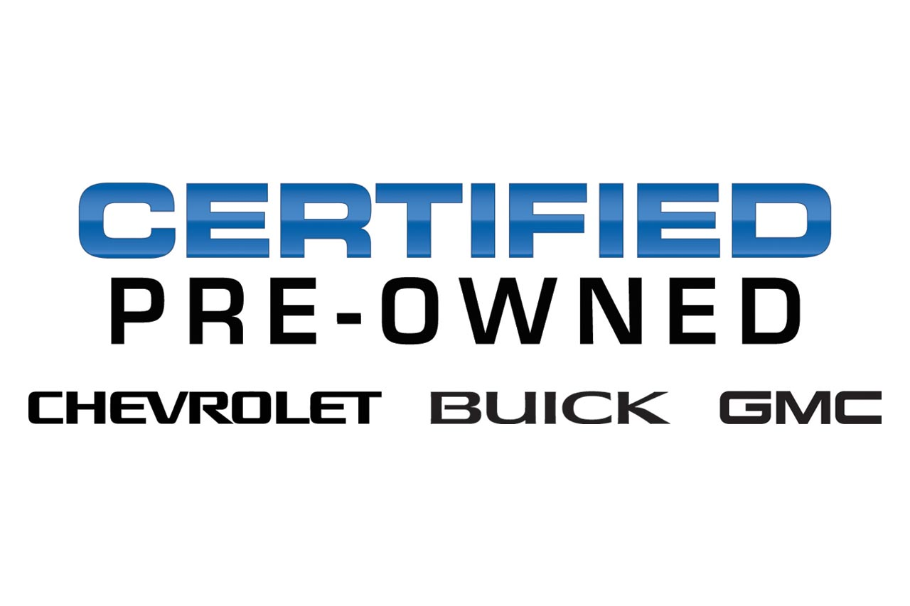 GM Certified Pre-Owned