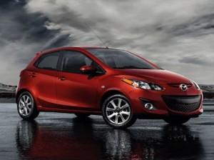 2014 Mazda2