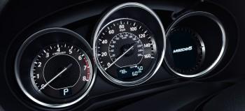 2015 Mazda6 mpg