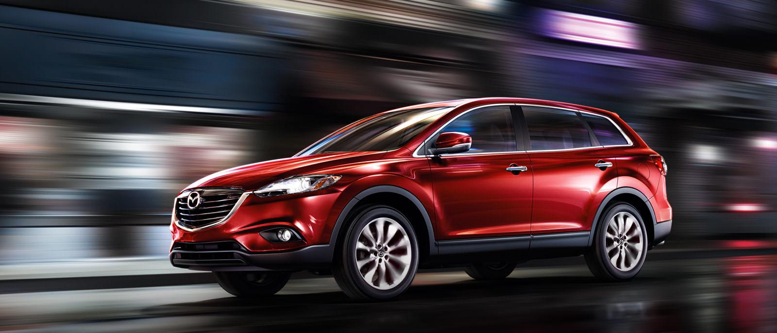 2015 Mazda Cx-9 exterior side