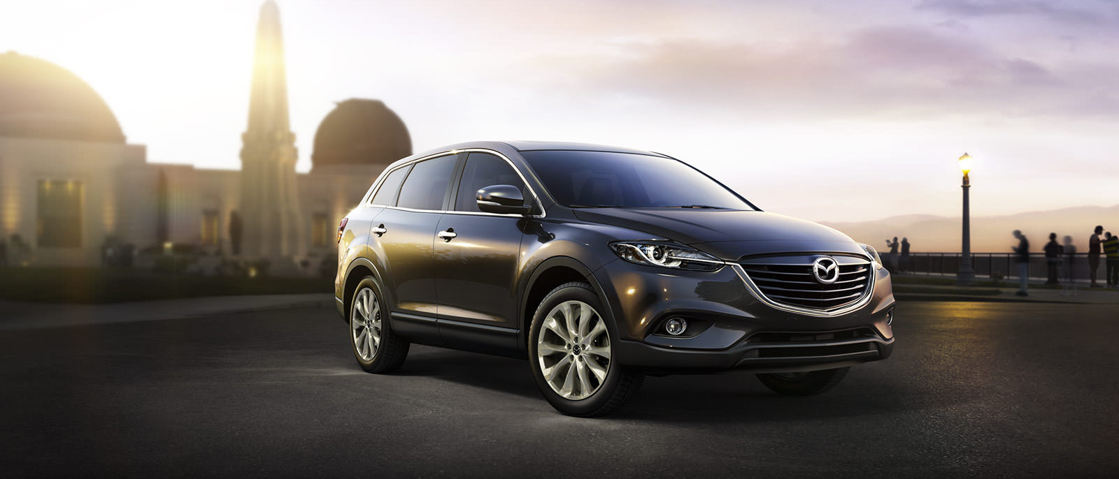 2015 Mazda Cx-9 exterior