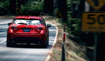 2015 Mazda3 Driving MPG