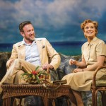 Ben Davis and Kelly Felthous in Asolo Rep's production of South Pacific