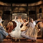 The cast of Show Boat