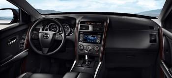 Mazda CX-9 Dashboard