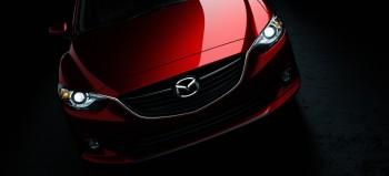 2015 Mazda6 Sports Sedan Hood