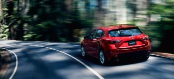 2015 Mazda3 5 Door