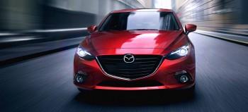 Mazda3 Grille