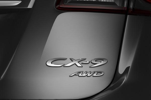 2015 Mazda CX-9 Badge