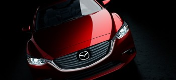 Mazda6 Grille