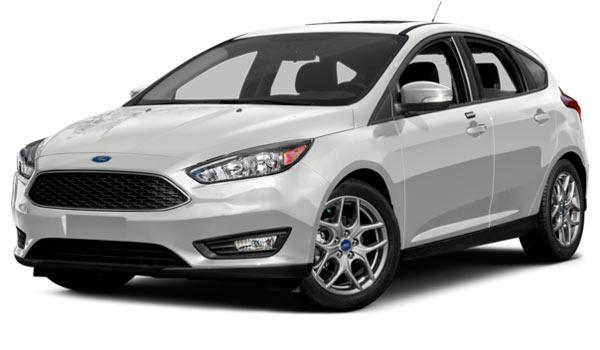2015 Ford Focus HB