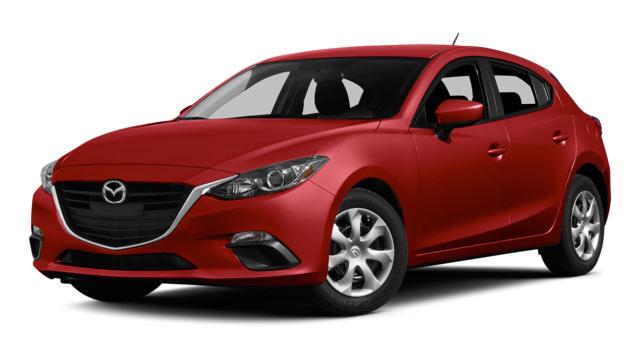 2015 Mazda3 5-Door