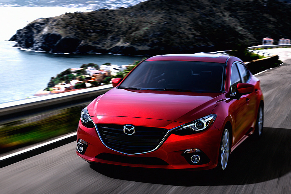 2016 Mazda3 4-DOOR