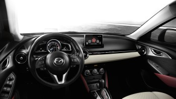 Mazda CX-3 Touchscreen