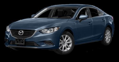 Blue 2016 Mazda6