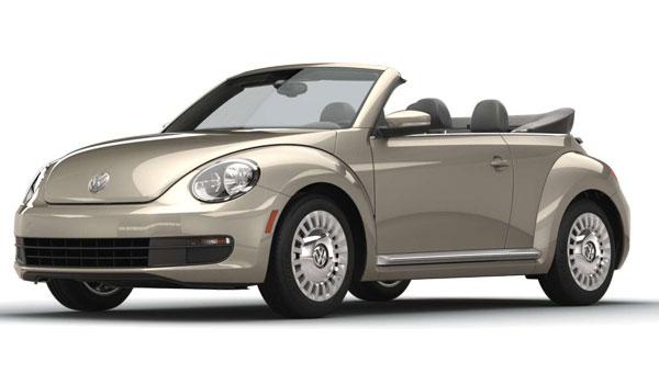 2016 Volkswagen Beetle Convertible