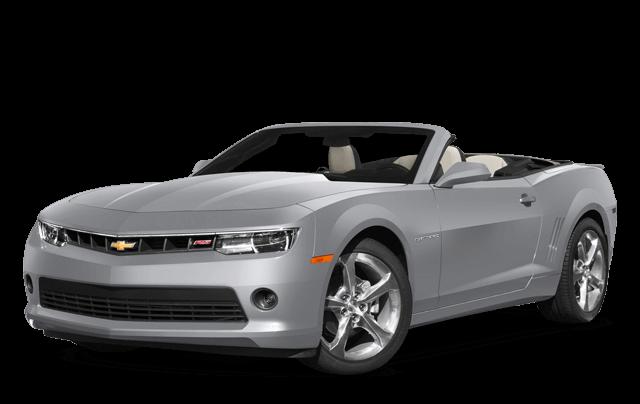2015 Chevrolet Camaro Convertible
