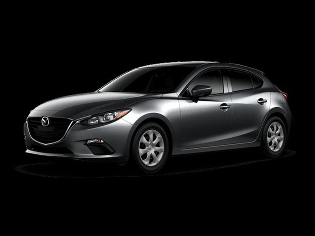 2015 Mazda3 5-door Grey i Sport