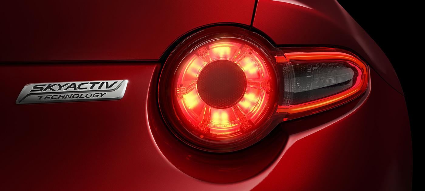 2016 Mazda Miata Exterior