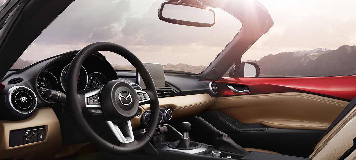 2016 Mazda Miata Interior