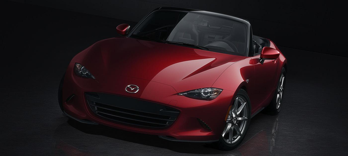 2016 Mazda Miata Trims