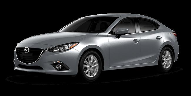 2016 Mazda3 i GRAND TOURING 4-Door