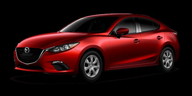 2016 Mazda3 i SPORT 4-Door