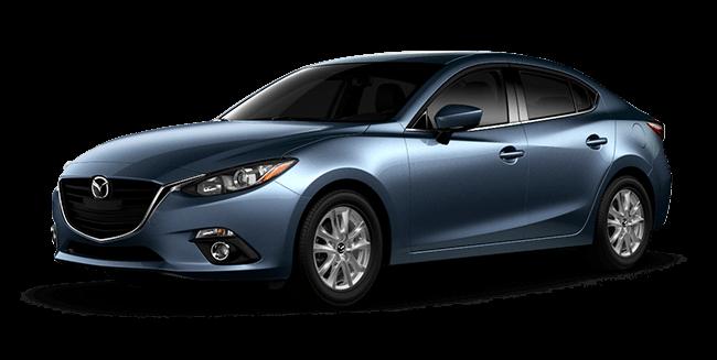 2016 Mazda3 i TOURING 4-Door