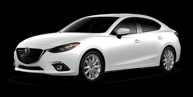 2016 Mazda3 s GRAND TOURING 4-Door