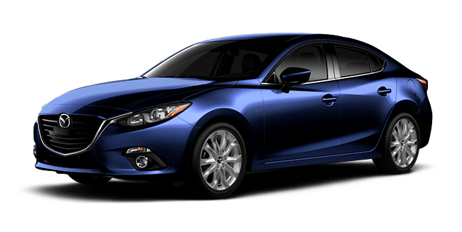 2016 Mazda3 s TOURING 4-Door