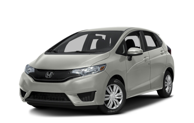 2016 Honda Fit 5-door