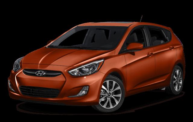 2016 Hyundai Accent 5-door