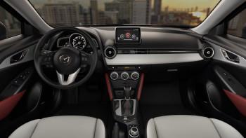 2016 Mazda cx-3 dashboard