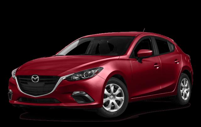 2016 Mazda3 5 door