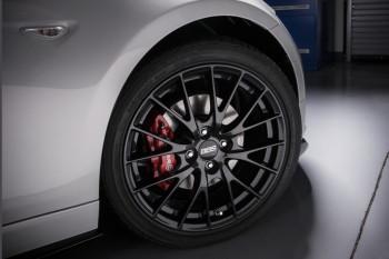 2016 Mazda MX-5 Miata BBS wheel