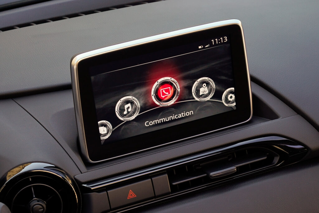 2016 Mazda MX-5 Miata MazdaConnect