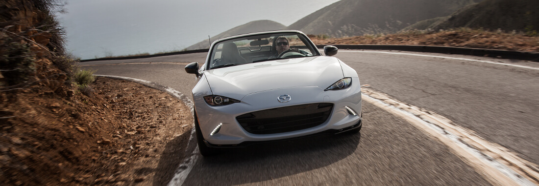 2016 Mazda MX-5 Miata performance