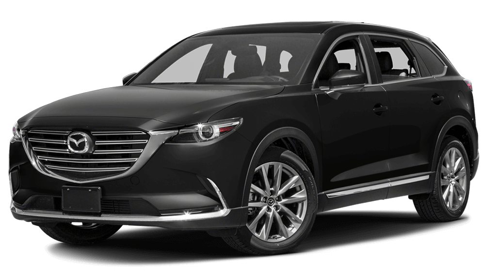 2016 mazda cx 9 vs 2017 hyundai santa fe. Black Bedroom Furniture Sets. Home Design Ideas