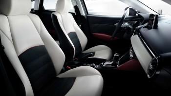 2017 Mazda CX-3 seats
