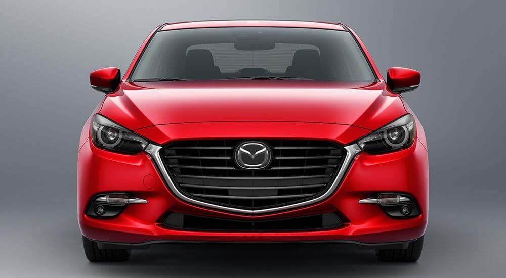 2017 Mazda3 4-door exterior