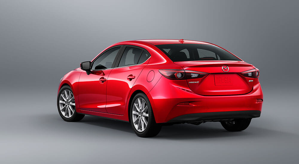 2017 Mazda3 4-door performance