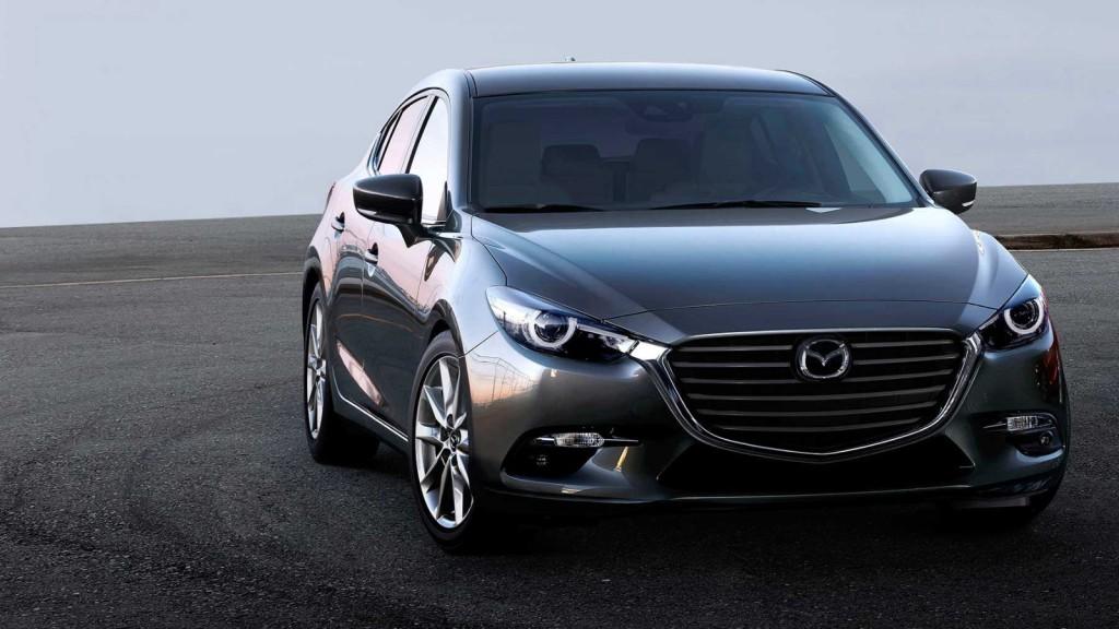 2017 Mazda3 5 Door exterior