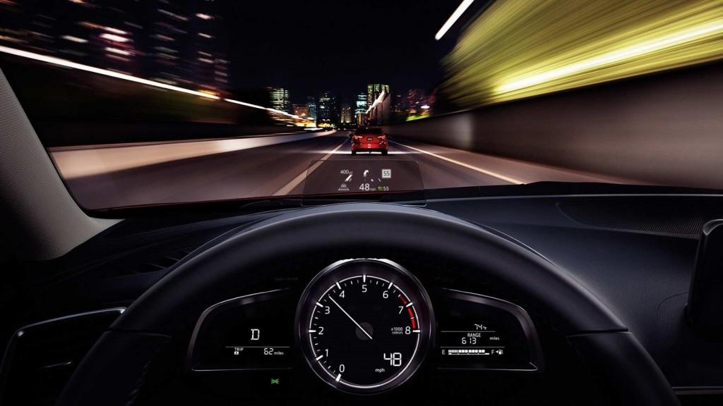 2017 Mazda3 5 Door safety