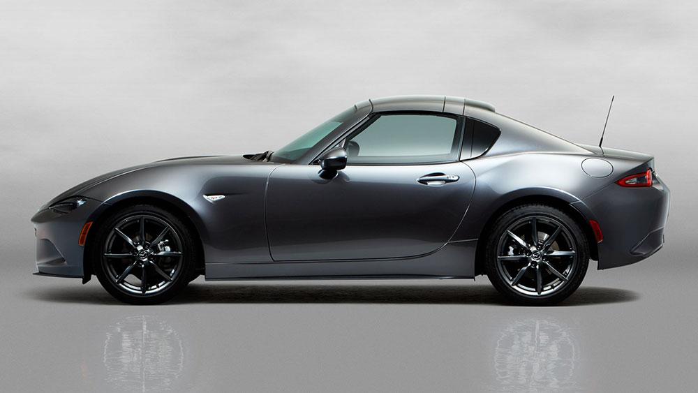 2017 Mazda MX-5 RF trims