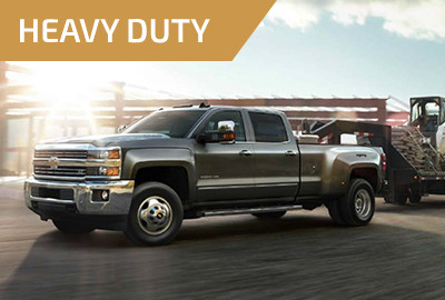 Chevy Heavy Duty Trucks