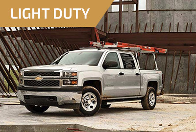 Chevy Light Duty Trucks